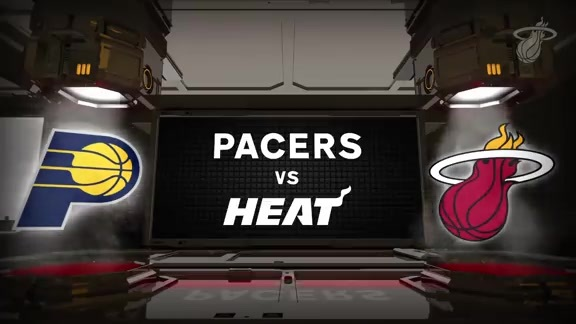 RECAP: Pacers vs. HEAT (10/21/17)