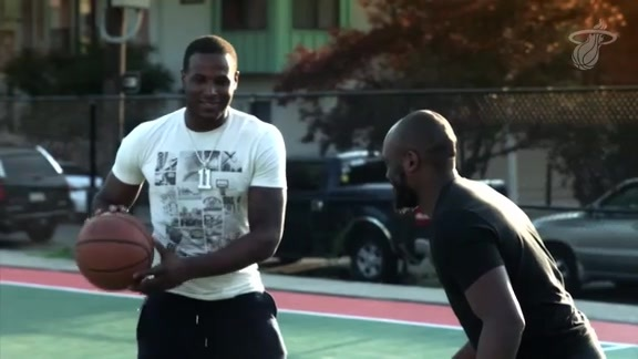 Inside the HEAT: Dion Waiters (Part 2)