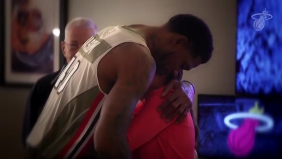Home Strong: Udonis Haslem