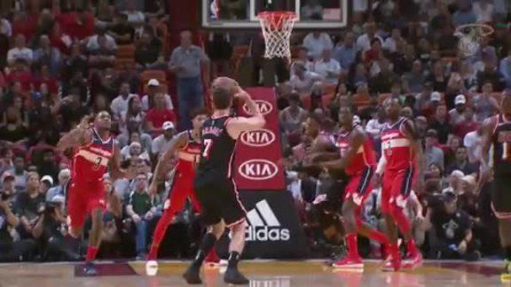 Dragić & Waiters Highlights vs Wizards (11/15/17)