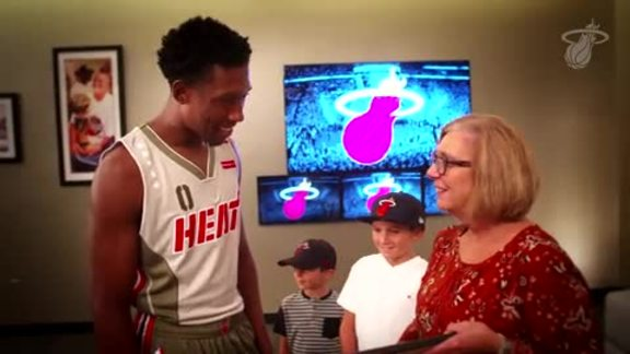 Home Strong: Josh Richardson