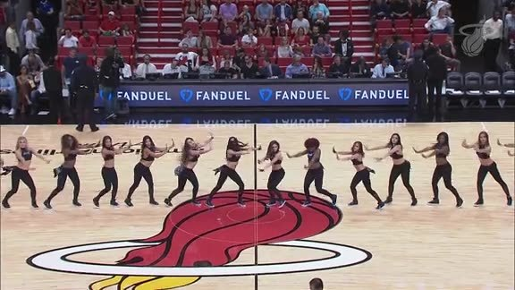 Dancer Performance: 11/19/17 (Part 2)