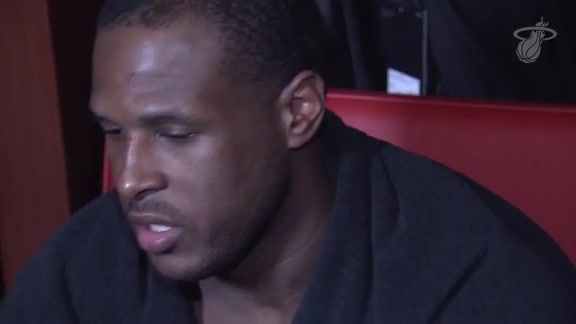 Postgame: Dion Waiters (12/13/17)