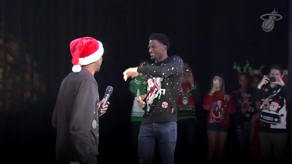 Winslow Hosts D.R.E.A.M. Holiday Showcase