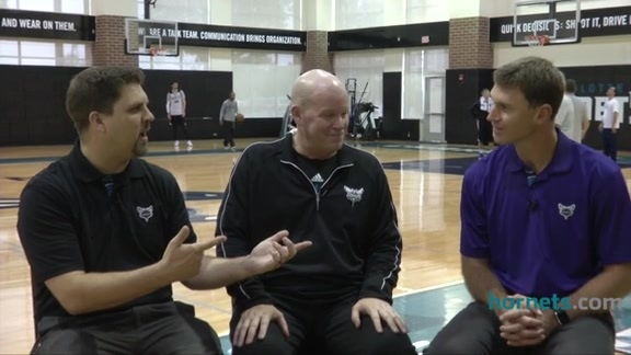 Matt & Matt with Steve Clifford - 10/26/15 - Part 1 of 2