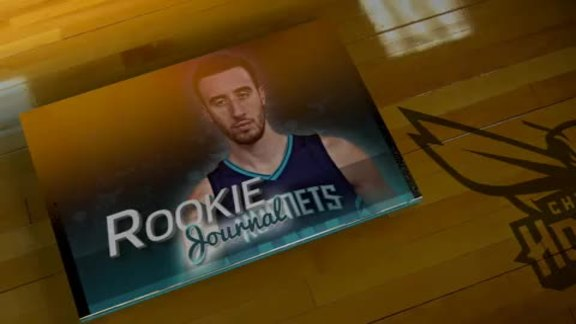 2015-16 Rookie Journal | Frank Kaminsky - 10/28/15