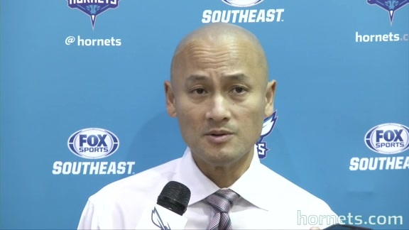 Media Availability | Rich Cho - 11/3/15