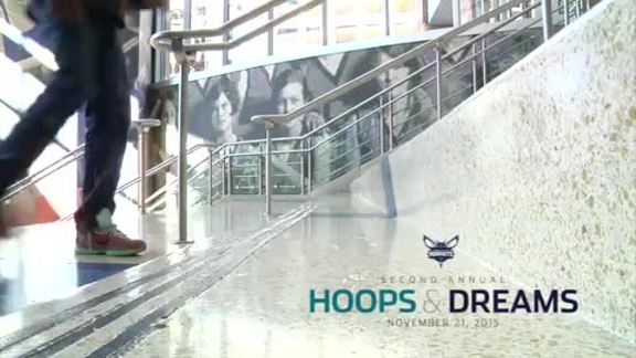 Second Annual Hoops & Dreams Event - 11/21/15