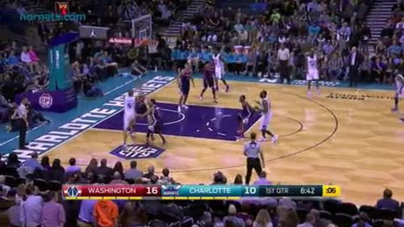 Hornets Highlights | Nic Batum - 11/25/15