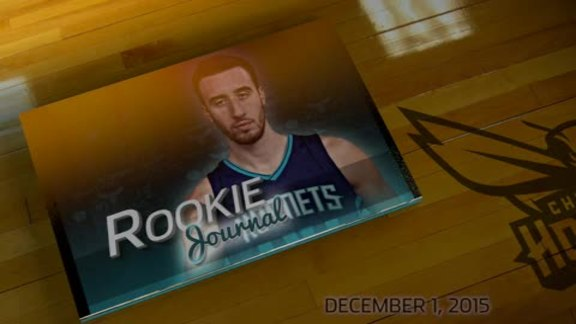 2015-16 Rookie Journal | Frank Kaminsky - 12/1/15