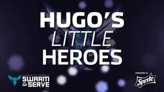 Hugo's Little Heroes - Will and Ryan Conrad 1/16/16