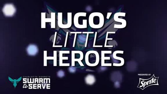 Hugo's Little Heroes -  Joshua Clark 2/5/16