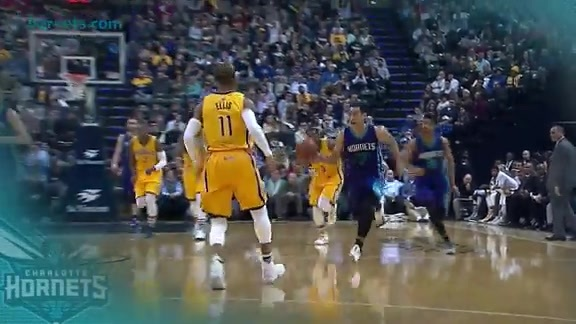 Game Highlights vs Pacers - 2/10/16