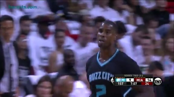 Game 5 Highlights | Marvin Williams - 4/27/16