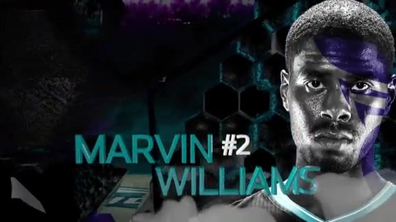 2015-16 Season Highlights | Marvin Williams