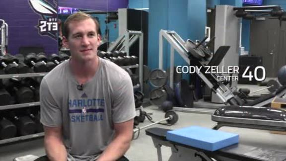 Cody Zeller Interview - 8/16/16