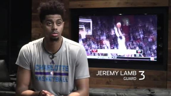 Jeremy Lamb Interview - 8/19/16