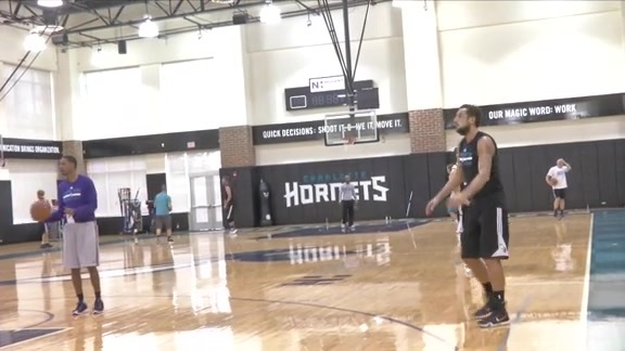 2016 Training Camp | Day One Recap - 9/27/16