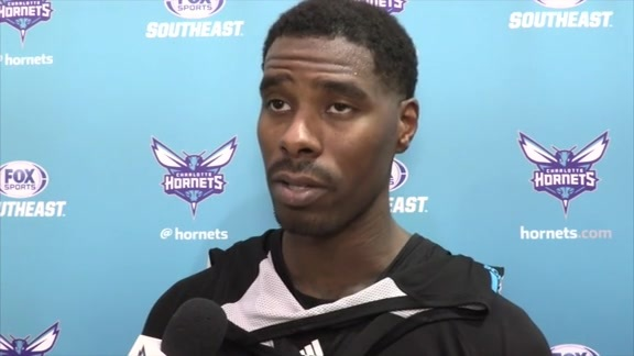 2016 Training Camp | Marvin Williams - 9/28/16