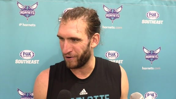 2016 Training Camp | Spencer Hawes - 9/29/16