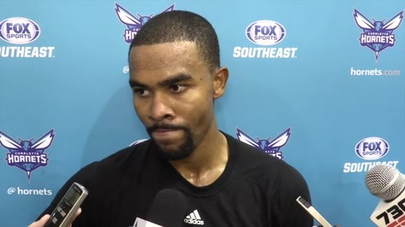 2016 Training Camp | Ramon Sessions - 9/29/16
