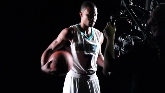 Hornets Media Day 2016 - Behind the Scenes - 9/26/16