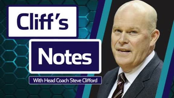 Cliff's Notes - 9/30/16