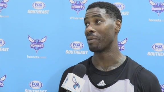 2016 Training Camp | Marvin Williams - 10/2/16