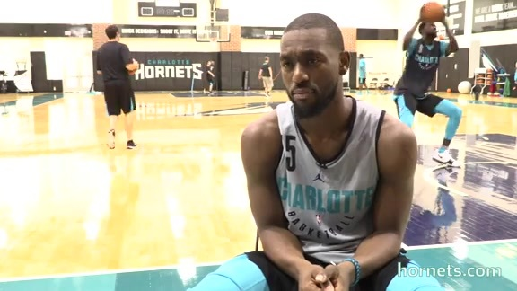 2017 Hornets Training Camp Spotlight | Kemba Walker - 10/3/17
