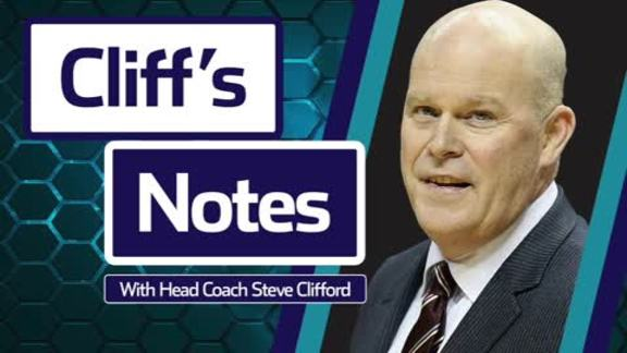 Cliff's Notes - 10/18/17