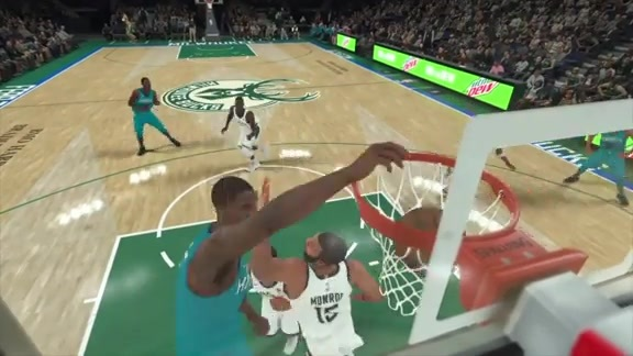 NBA 2K Preview vs Bucks - 10/23/17