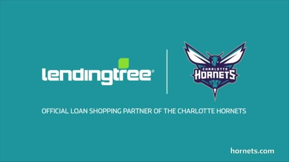 Hornets, LendingTree Announce Multi-Year Founding Level Partnership Press Conference - 11/13/17