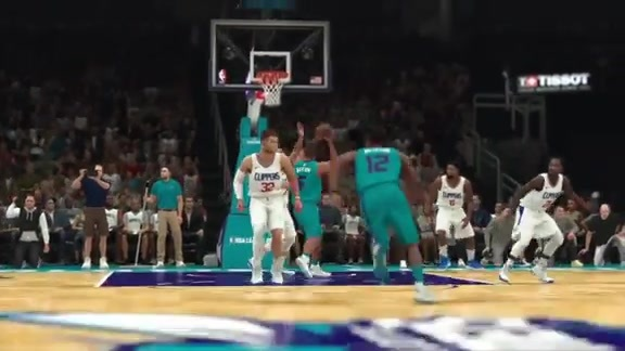 NBA 2K Preview vs Los Angeles Clippers - 11/18/17