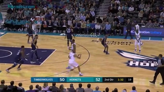 Hornets Highlights | Nicolas Batum vs Timberwolves - 11/20/17