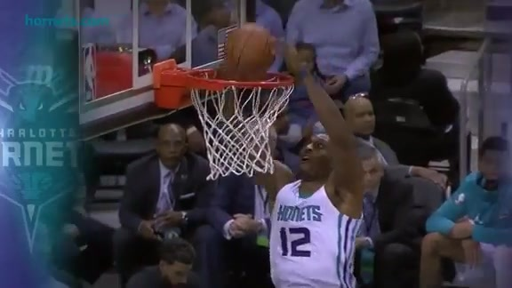 Hornets Highlights | Dwight Howard vs Timberwolves - 11/20/17