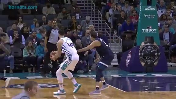 Hornets Highlights | Frank Kaminsky vs Timberwolves - 11/20/17