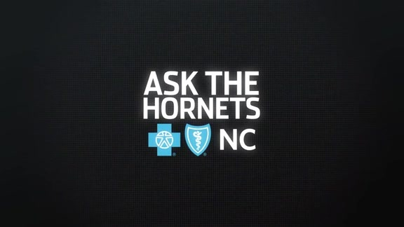 Ask the Hornets Blue Cross and Blue Shield of North Carolina | Food Truck - 12/8/17