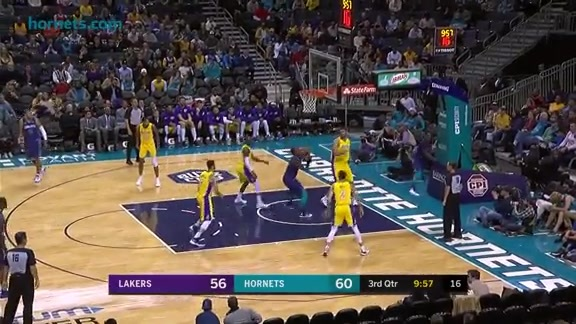 Game Highlights vs. Lakers - 12/9/17