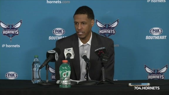 Hornets Postgame | Stephen Silas - 12/9/17