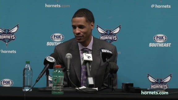 Hornets Postgame | Stephen Silas - 12/15/17