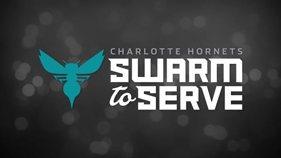 Hornets Walmart Shopping Spree Recap - 12/20/17