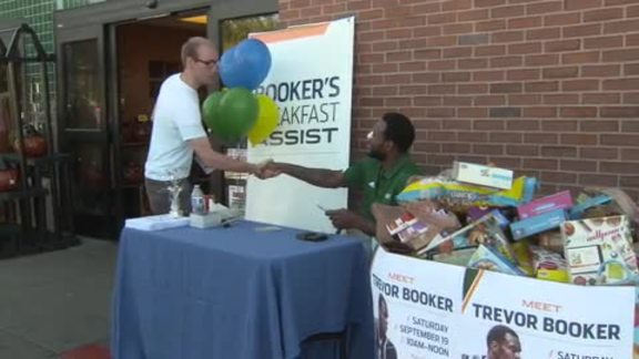 Booker's Breakfast Assist