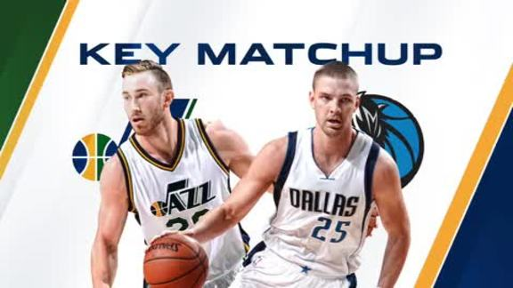 Tonight's Key Matchup - Hayward v. Parsons