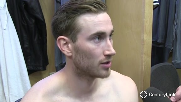 Gordon Hayward Postgame 11.23.15