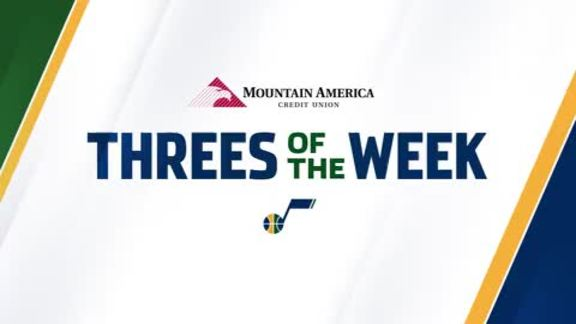 Threes of the Week: Bang!