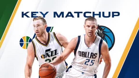 Tonight's Key Matchup - Hayward vs. Parsons