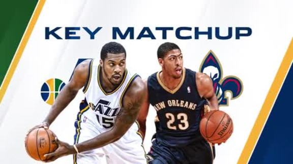 Tonight's Key Matchup - Favors vs. Davis