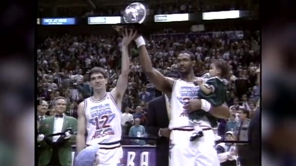 Throwback Thursday: NBA All-Star 1993
