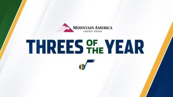 Threes of the Year