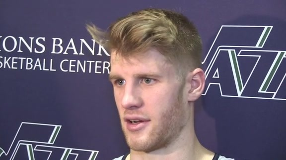 Thomas Walkup Pre-Draft Workout 5.5.16